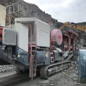 Sandvik UJ44i jaw crusher