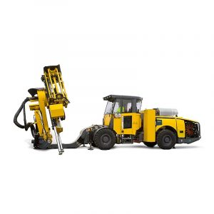simba m6c undeground drillrig