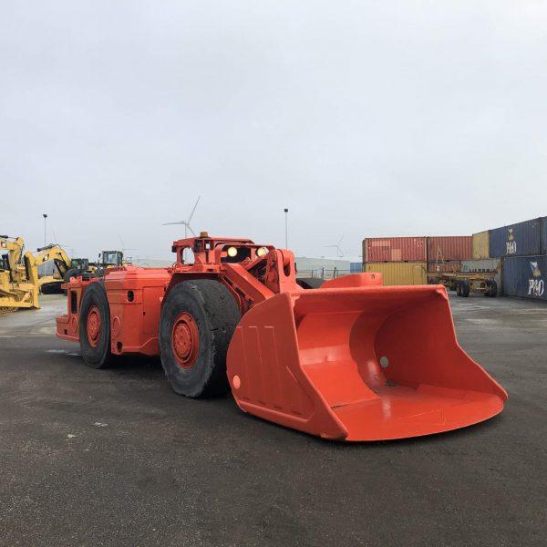 Sandvik Toro 007 underground loader