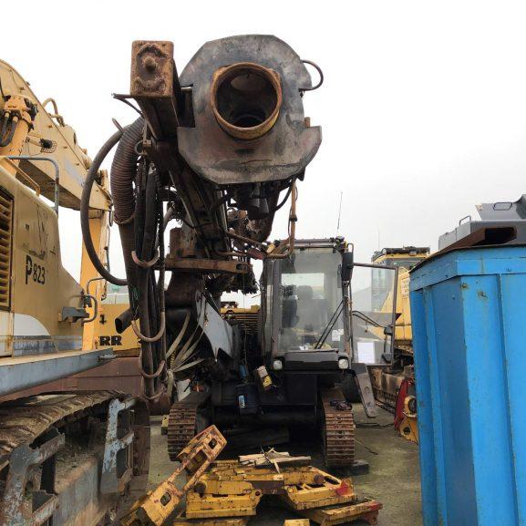 atlas copco roc l6 drill rig